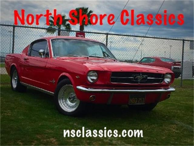 1965 Ford Mustang | 801678