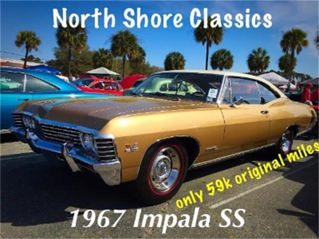 1967 Chevrolet Impala | 801680