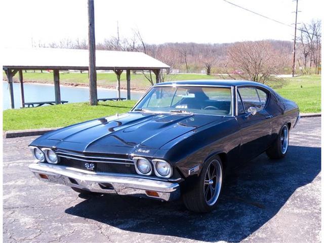 1968 Chevrolet Chevelle SS | 801874
