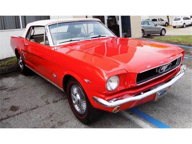1966 Ford Mustang | 801921