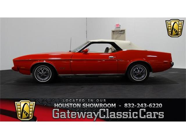 1973 Ford Mustang | 800194