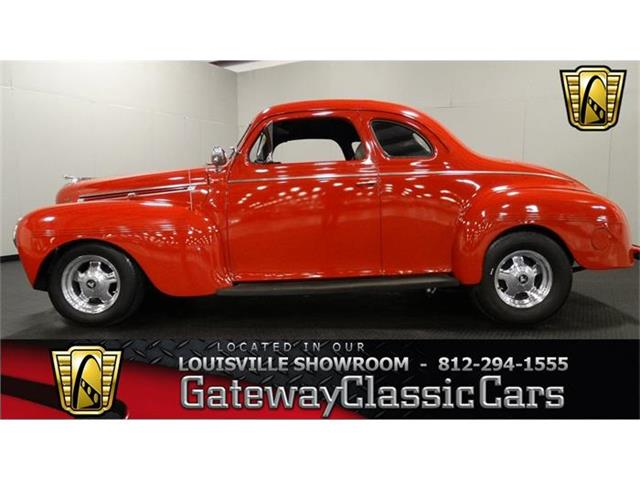 1940 Dodge Business Coupe | 800196