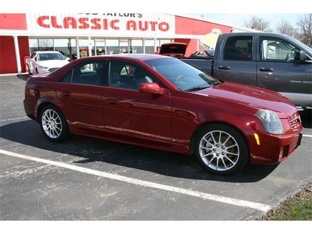 2007 Cadillac CTS | 802220