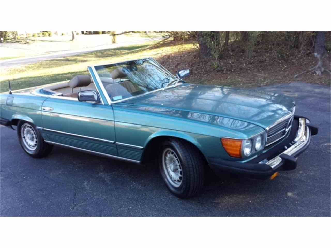 1980 mercedes benz 450sl for sale cc for Mercedes benz louisville