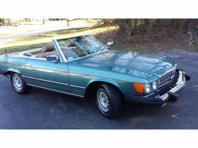 1980 Mercedes-Benz 450SL | 802229
