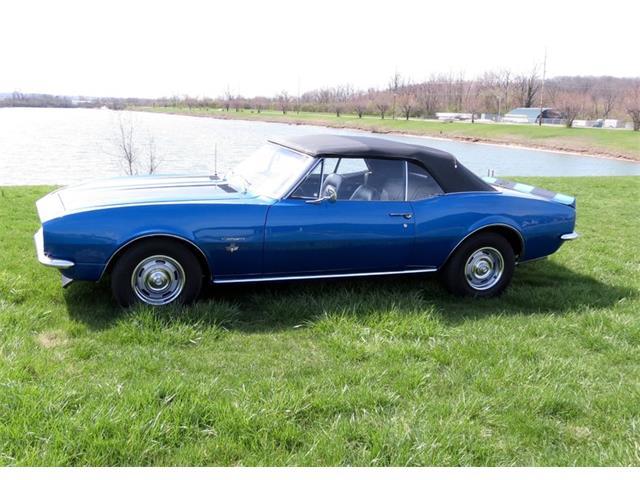 1967 Chevrolet Camaro | 802230
