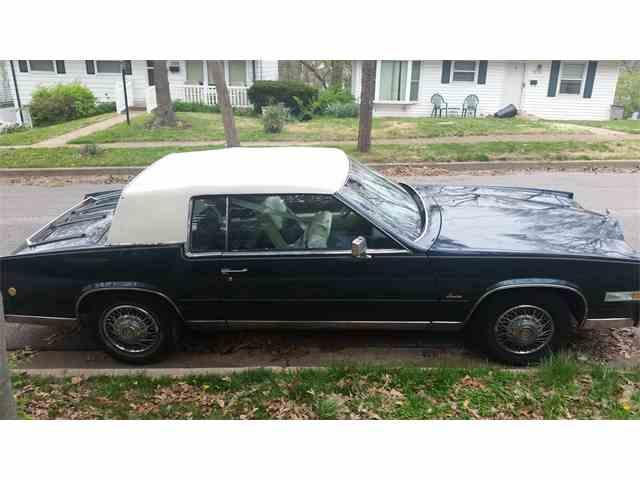 1985 Cadillac Eldorado | 802232