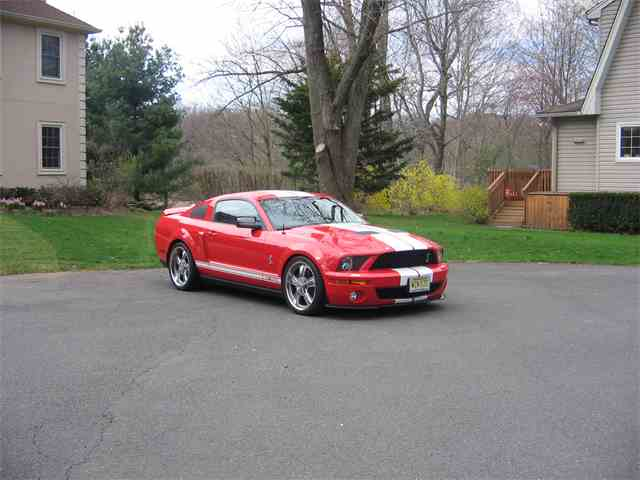 2008 Ford Mustang Shelby GT500 | 802238