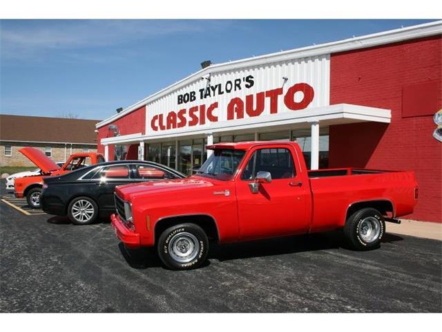 1979 Chevrolet Truck | 802241