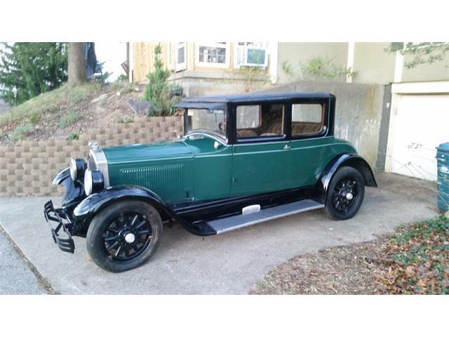 1927 Buick Opera Coupe | 802282