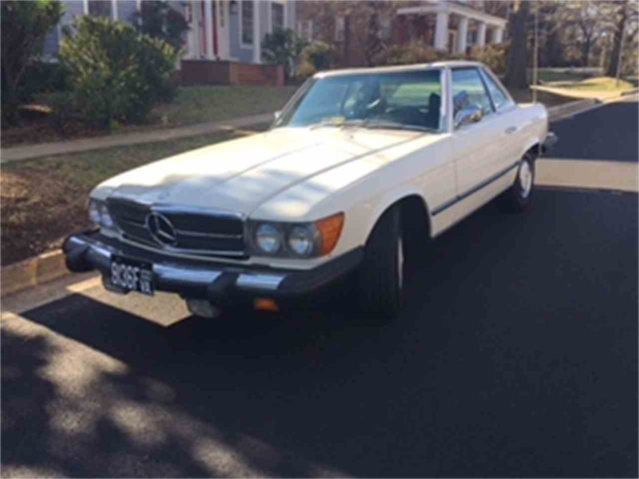 1975 Mercedes Benz 450sl For Sale Cc