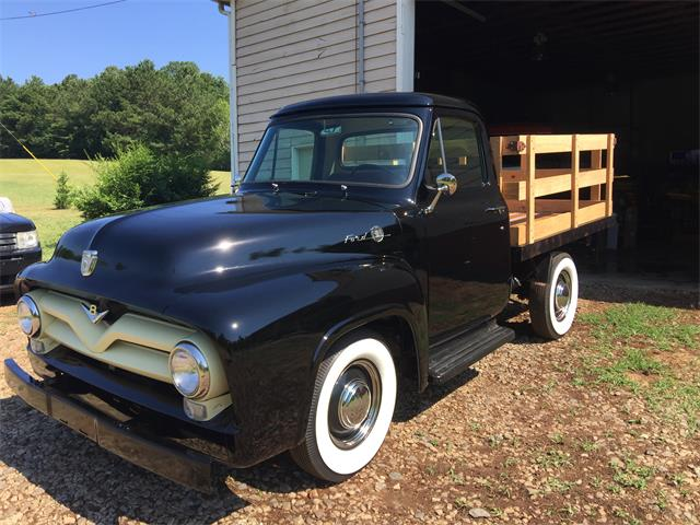 1955 Ford F100 | 802289