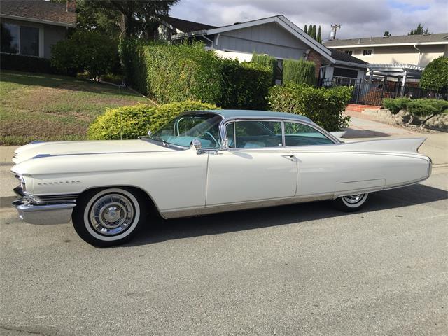 1960 Cadillac Eldorado Seville | 802295