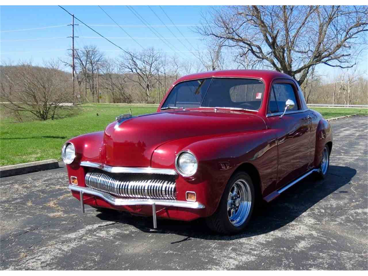 Large Picture of '49 Business Coupe Custom - H720
