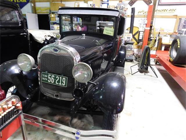 1929 Ford 2-Dr Sedan | 802300