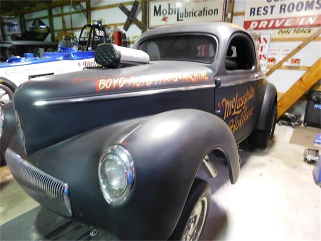 1941 Willys 3-Window Coupe | 802302