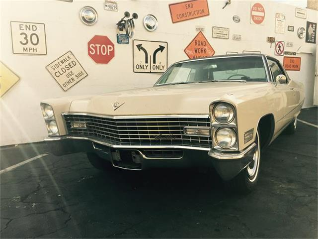 1967 Cadillac Coupe DeVille | 802307