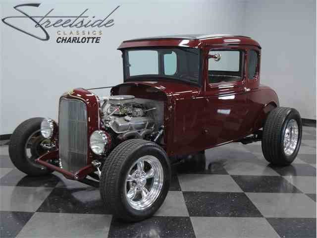 1930 Ford 5-Window Coupe | 802327