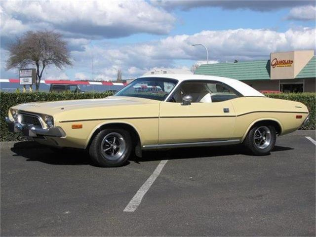 1973 Dodge Challenger | 802330