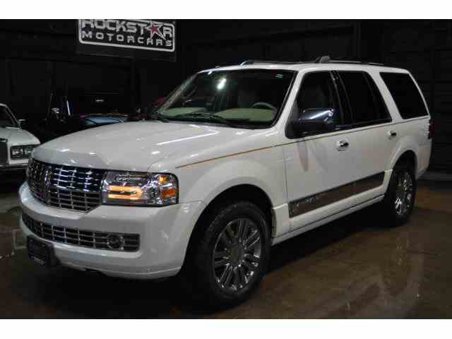 2009 Lincoln Navigator   802341