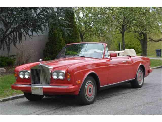 1988 Rolls-Royce Corniche | 802371