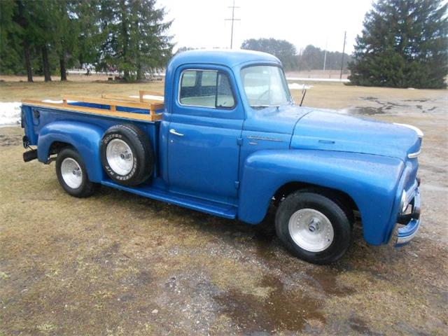 1951 International Pickup | 802384