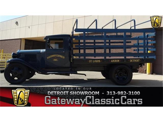 1933 Chevrolet Stake Truck | 802452