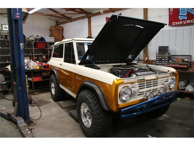 1971 Ford Bronco   800302