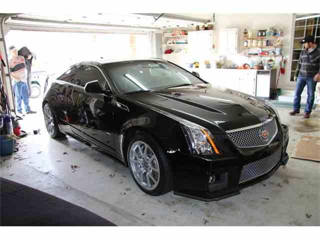 2011 Cadillac CTS-V | 800310