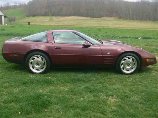 1993 Chevrolet Corvette | 800316