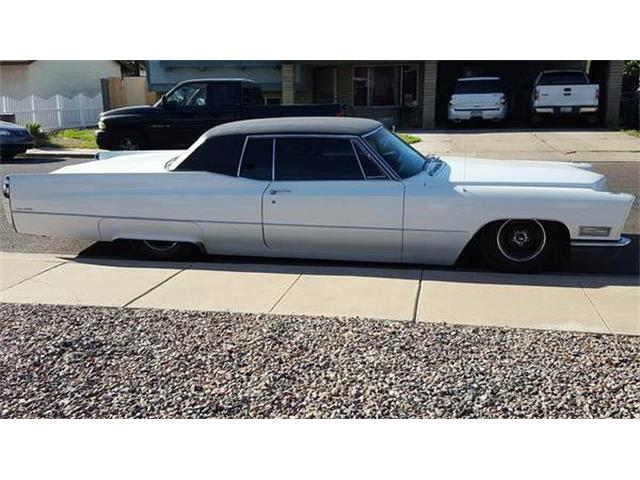 1967 Cadillac Coupe DeVille | 803184