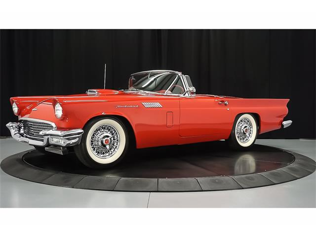 1957 Ford Thunderbird | 803201