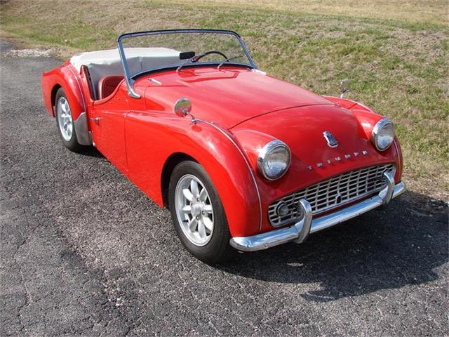 1959 Triumph TR3A | 803203