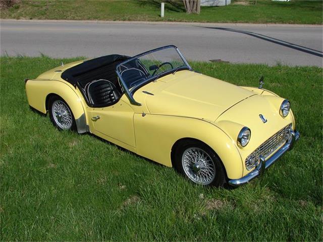 1963 Triumph TR3B | 803204