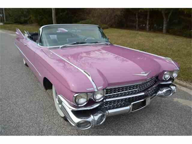 1959 Cadillac 62 | 803211