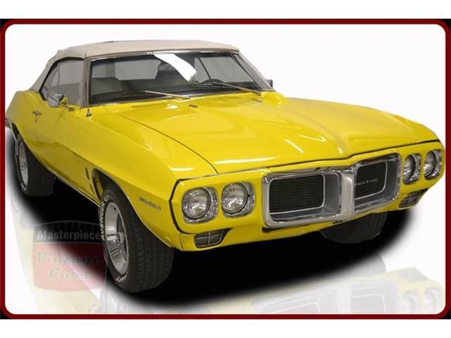 1969 Pontiac Firebird | 803212