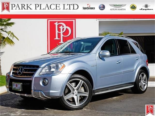 2009 Mercedes-Benz ML63 | 800322