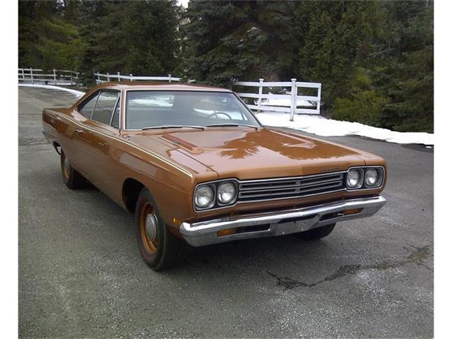 1969 Plymouth Road Runner | 803221