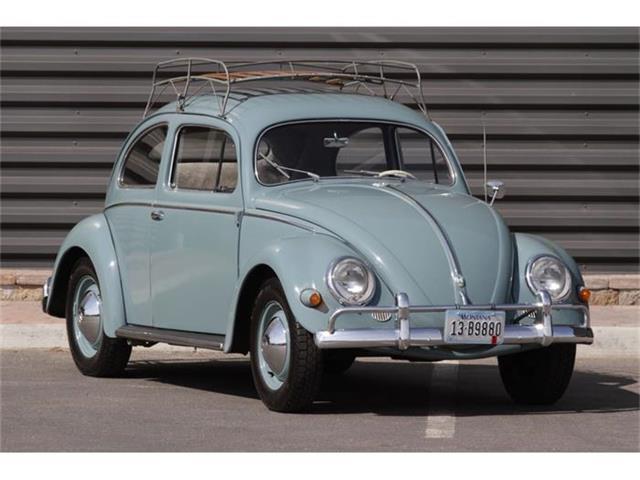 1957 Volkswagen Beetle   803230