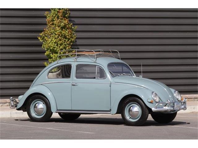 1957 Volkswagen Beetle | 803230