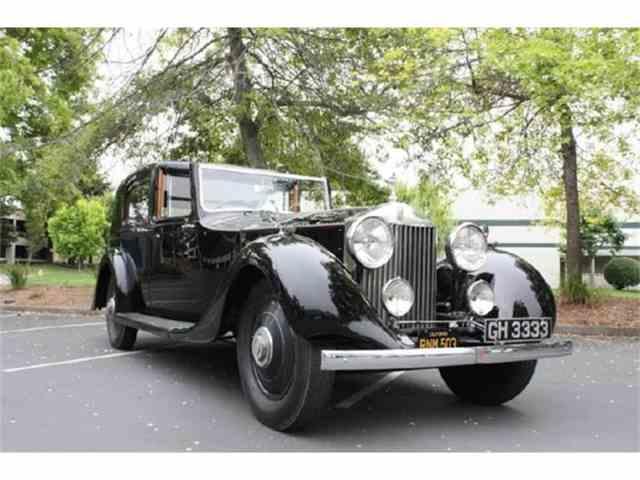 1930 Rolls-Royce Phantom II | 803240