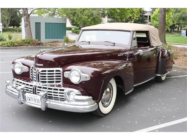1948 Lincoln Continental | 803242