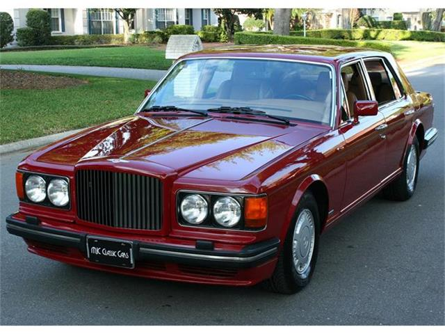 1989 Bentley Turbo R | 803258