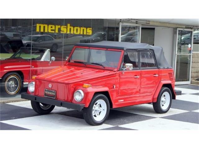 1973 Volkswagen Thing | 803280
