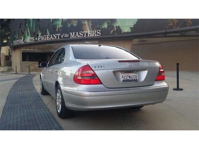 2004 Mercedes-Benz E-Class | 803289