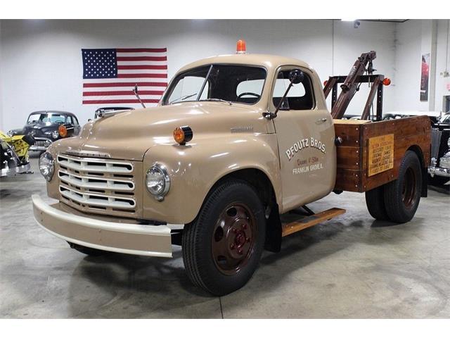 1949 Studebaker 1 1/2 Ton Tow Truck | 803318