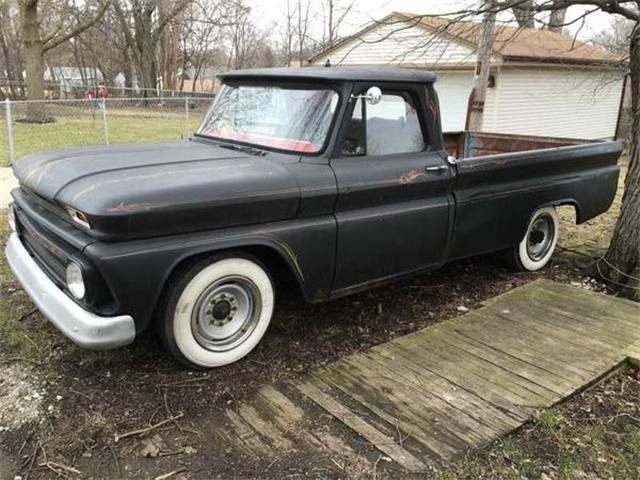 1966 Chevrolet C/K 10 | 803327