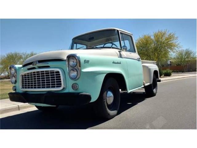 1959 International B100   803331