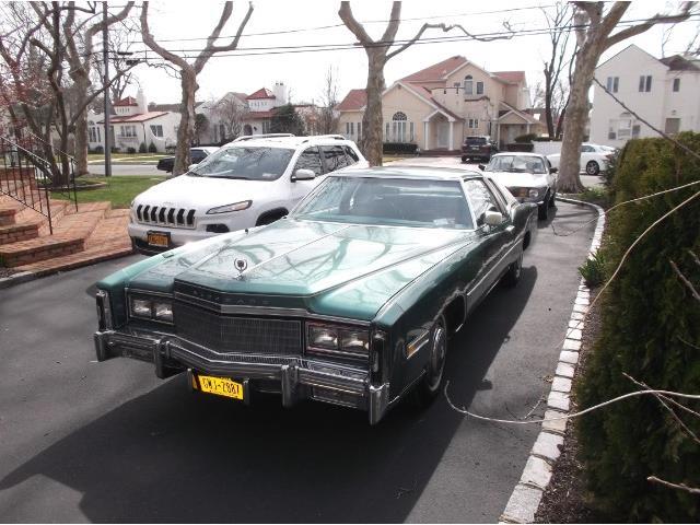 1977 Cadillac Eldorado | 803332