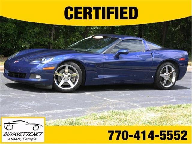 2007 Chevrolet Corvette | 803337